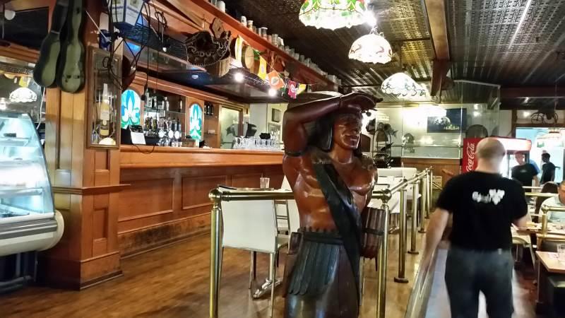 חגיגה קרניבורית. מסעדת קולומבוס|צילום: פרטי