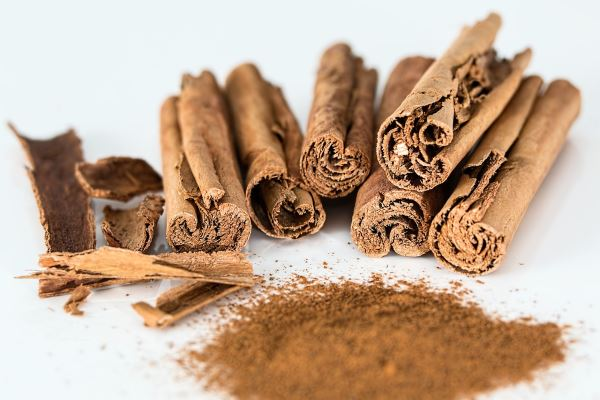 מסייע בהפחתת רמת הסוכר בדם. קינמון|צילום: אתר pixabay.com