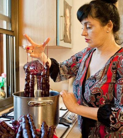 ננה שרייר מובילה את תחום המסעדות הטבעוניות |צילום דדי ליפשיץ