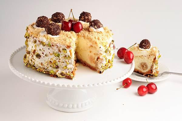 חמה ומתוקה. עוגת גבינה|צילום וסטיילינג: יולה זובריצקי