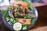 דגים בתשעת הימים: סיפור טוב פלוס אוכל טוב