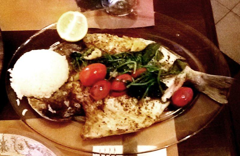 דניס שלם, תפריט מיוחד לתשעת הימים במסעדת רג'ינה | צילום נעמי גוטקינד גולן