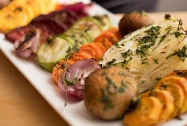 ירקות אנטיפסטי בתנור
