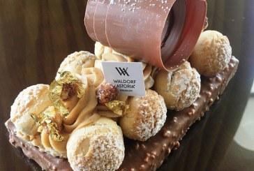 עוגת מלכת הדבורים של וולדורף אסטוריה